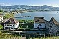 Seedamm-Frauenwinkel - Zürichsee in Rapperswil - Rosengarten - Einsiedlerhaus - Endingen - Schlossberg 2015-05-27 18-49-14.JPG