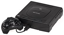 An image of a Sega Saturn