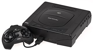 Sega Saturn Video game console