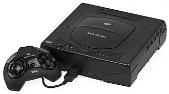Sega Saturn - The original NA Sega Saturn