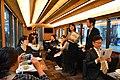 Seibu 4000 series 52 Seats of Happiness 2017-11-06 (40029581432).jpg