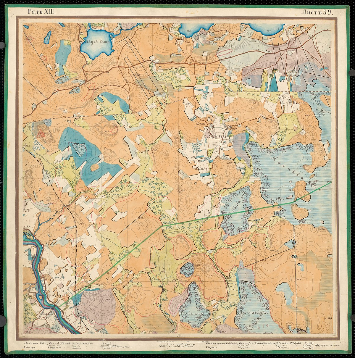 File Senate Atlas 1870 1907 Sheet Xiii 39 Valkeala Jpg