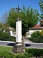 Senlis (Oise), calvaire Sainte-Marguerite devant la porte de Meaux.jpg