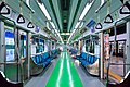 Seoul Metro class 2000 VVVF series 2.3th-batch interior 20170916.jpg