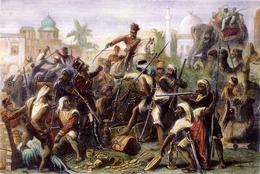 Rivolta indiana del 1857