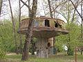 Serbia, Belgrade, Ada Ciganlija - The Mushroom 0412 1.jpg