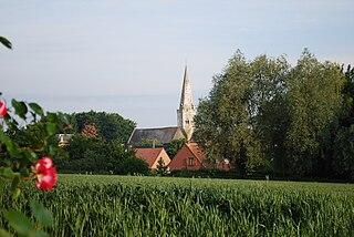 Sercus Commune in Hauts-de-France, France