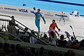 Sergey Punko, Enrique Floriano and Sergii Klippert after Men's 400 metre freestyle S12 medal ceremony.jpg