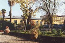 Orti botanici in italia wikipedia for Giardino orto botanico firenze