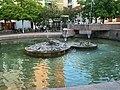 Sesto San Giovanni, Largo Lamarmora, Fontana delle tartarughe.jpg