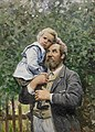 Severin Nilson-I pappas famn.jpg