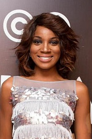 Seyi Shay - Seyi Shay at the 2014 Africa Magic Viewers Choice Awards