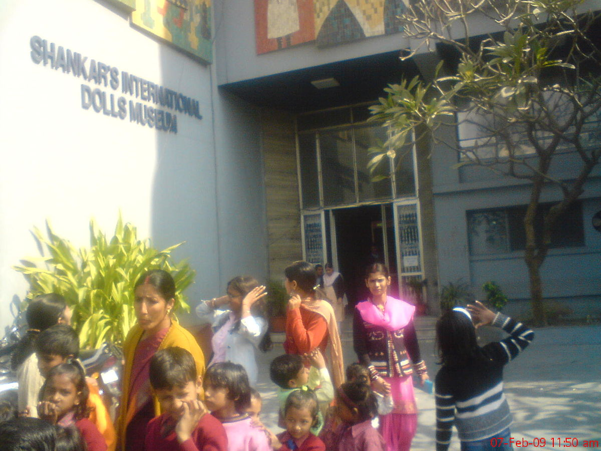 Shankar S International Dolls Museum Wikipedia