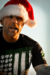 Shawn Michaels 2010 Tribute to the Troops.jpg