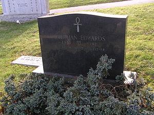 Sherman Edwards - The grave of Sherman Edwards