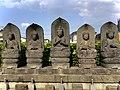 Shishoin temple shibamata Five Tathagatas 2020.jpg