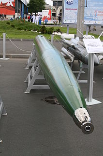 VA-111 Shkval Supercavitating torpedo