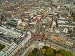 Shopping in Dublin Grafton Street Luftbild (21952212409).jpg
