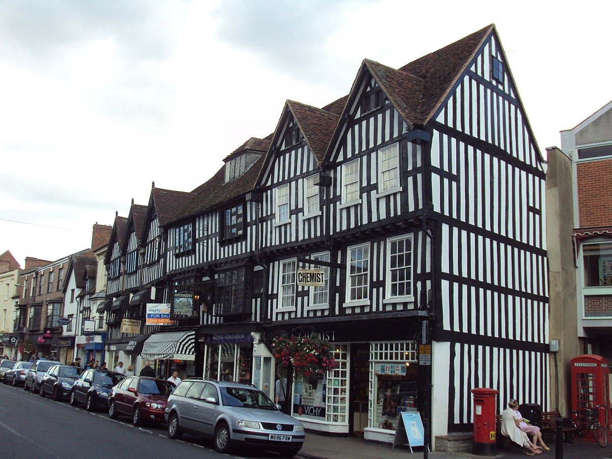 Stratford upon avon travel guide at wikivoyage for The stratford
