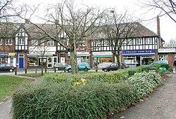 Shops at Fairwater Green, Cardiff - geograph.org.uk - 289184.jpg