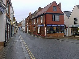 Shops at Manningtree - geograph.org.uk - 84606.jpg