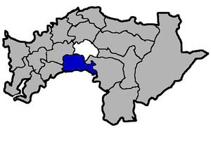 Shuishang - Shuishang Township in Chiayi County