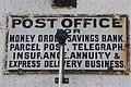 Sign, Greencastle Post Office - geograph.org.uk - 1347986.jpg