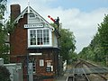 Signalbox, Heckington - geograph.org.uk - 421097.jpg