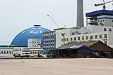 Sihanoukville Province. Steung Hav Coal Power Plant 04.jpg