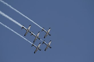 Silver Falcons - Image: Silver Falcons 002