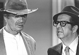 "Phil Silvers - Silvers had recurring roles in The Beverly Hillbillies as Shifty Shafer or ""Honest John"" in 1969 and 1970."