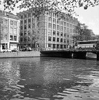 Singel, rechter zij-en achtergevel, Letteren-faculteit - Amsterdam - 20021037 - RCE.jpg