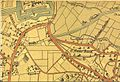 Sint-Amandsberg, Detail from Copy by Armand Heins of Map of Ghent by Jacques Horenbault.jpg