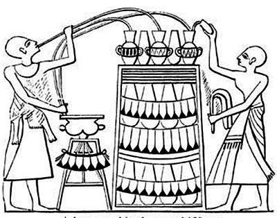 Siphonage du vin en Égypte antique 1450 bc.jpg