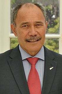 Jerry Mateparae Governor-General of New Zealand