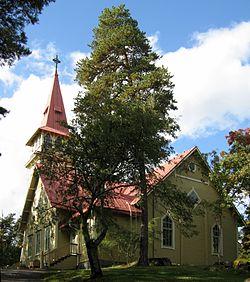 Siuro church, Nokia, Finland.jpg