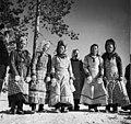 Skolt women playing their traditional rope game.jpg