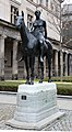 Skulptur Bodestr 1-3 (Mitte) Amazone zu Pferde Louis Tuaillon.jpg