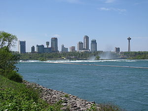 List Of Tallest Buildings In Niagara Falls Ontario