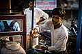 Small boy selling panipuri on street.jpg