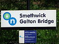 Smethwick Galton Bridge railway station (high level) - DSCF0607.JPG