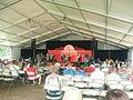 Smithsonian Folklife Festival 2013 - Hungarian music tent.JPG