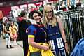 Snow White & TARDIS cosplayer (23229047319).jpg