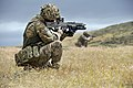 Soldier with 1RRF During Exercise Southern Warrior MOD 45156952.jpg