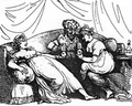 Solomon enjoys himself with two pretty Christian girls - by Thomas Rowlandson.png