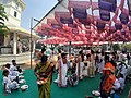 Somvati yag at Veerabhadra Devasthan Vadhav in presence of Balyogi Om Shakti Maharaj. 30.jpg