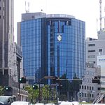SCEJ headquarters in Akasaka, Minato, Tokyo, Japan.
