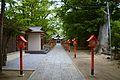 Souja-jinja (Maebashi) sandou.JPG