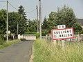 Souligné-sous-Ballon (Sarthe) entrée.jpg