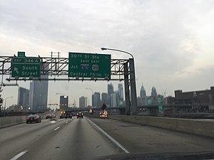 Schuylkill Expressway - Wikipedia